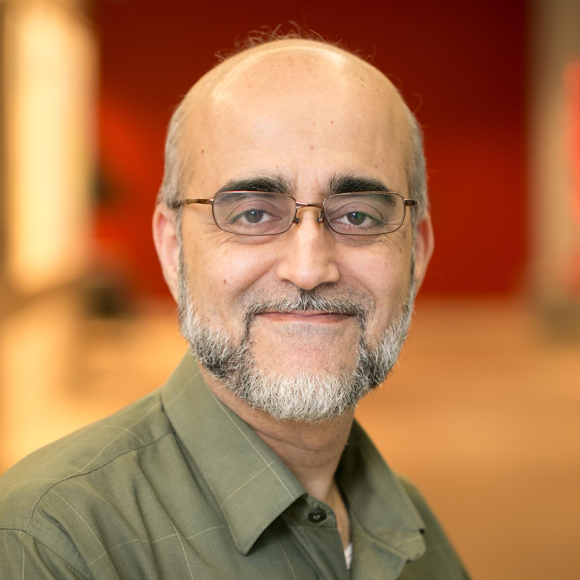Dr. Shabbir Alibhai