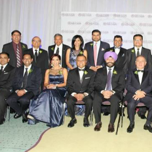 Indo-Canada Chamber of Commerce Honours Indian-Origin Achievers